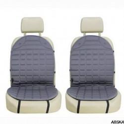 Накидка на переднее сиденье с обогревом