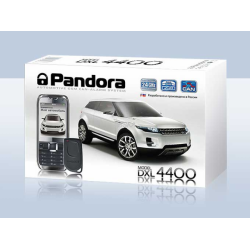 Автосигнализация Pandora DXL 4400 АВТО CAN+GSM