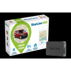 StarLine M66-M Охранно-мониторинговый модуль