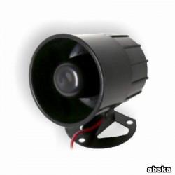 Голосовая сирена модель ZONT МЛ 814, для автосигнализаций ZTC-710 (720)