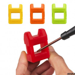 Устройство для намагничивания и размагничивания инструмента 2 в 1