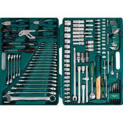 Набор инструмента Jonnesway S04H524128S  128пр.