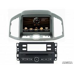Штатная магнитола INTRO CHR-3131 CH для Chevrolet Captiva (2012+)