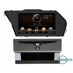 Штатная магнитола INTRO CHR-1518 для Mercedes GLK - Klasse (2009-2012)