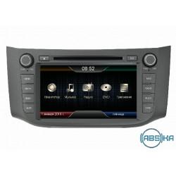 Штатная магнитола Incar CHR-6293 для Nissan Sentra (2014+)