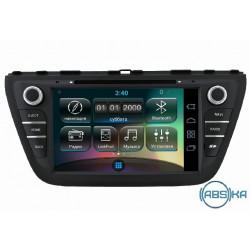 Штатная магнитола INCAR AHR-0780 SX для Suzuki SX4 (2014+)
