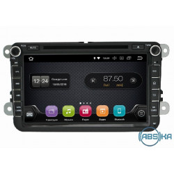 Штатная магнитола INCAR TSA-8642 для VW Polo sedan 2009+, Tiguan 2009+, Golf 2008-12, Jetta 2005+, Passat 2007+, Touran 2007+, Amarok 2009+, Skoda, Seat Altea (Android 8.0)