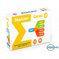 StarLine SIGMA 10 Интерфейсный модуль