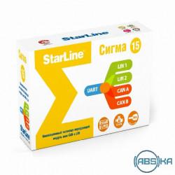 StarLine SIGMA 15 Интерфейсный модуль (бесключевой запуск)