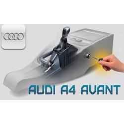"""Блокиратор КПП Audi A4 Avant """"ГАРАНТ КОНСУЛ"""""""