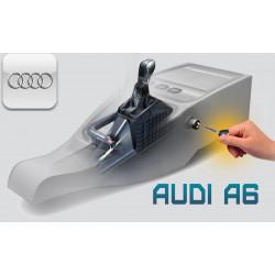 """Блокиратор КПП Audi A6  """"ГАРАНТ КОНСУЛ"""""""