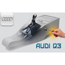 """Блокиратор КПП Audi Q3 """"ГАРАНТ КОНСУЛ"""""""