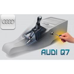 """Блокиратор КПП Audi Q7 """"ГАРАНТ КОНСУЛ"""""""