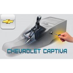 "Блокиратор КПП Chevrolet Captiva ""ГАРАНТ КОНСУЛ"""