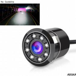 Задняя камера врезная с подсветкой