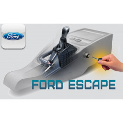 "Блокиратор КПП Ford Escape ""ГАРАНТ КОНСУЛ"""