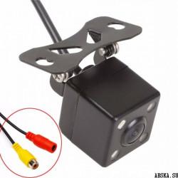 Задняя камера с подсветкой