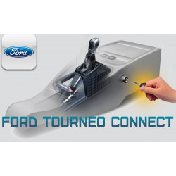"Блокиратор КПП Ford Tourneo Connect ""ГАРАНТ КОНСУЛ"""