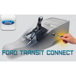 "Блокиратор КПП Ford Transit Connect ""ГАРАНТ КОНСУЛ"""