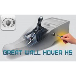 "Блокиратор КПП Great Wall Hover H5 ""ГАРАНТ КОНСУЛ"""