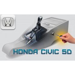 """Блокиратор КПП Honda Civic 5D """"ГАРАНТ КОНСУЛ"""""""