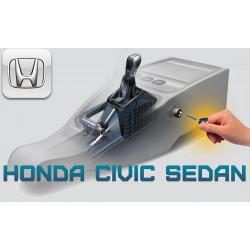 "Блокиратор КПП Honda Civic Sedan  ""ГАРАНТ КОНСУЛ"""