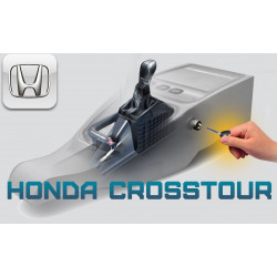 "Блокиратор КПП Honda Crosstour ""ГАРАНТ КОНСУЛ"""