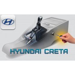 """Блокиратор КПП Hyundai Creta """"ГАРАНТ КОНСУЛ"""""""