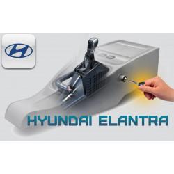 """Блокиратор КПП Hyundai Elantra """"ГАРАНТ КОНСУЛ"""""""