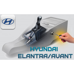 "Блокиратор КПП Hyundai Elantra/Avante ""ГАРАНТ КОНСУЛ"""