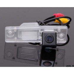Задняя камера в подсветку номерного знака