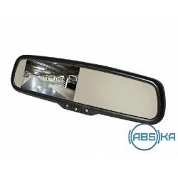 Зеркала заднего вида Gazer со встроенным регистратором и монитором Gazer MMR5103/MMR7103