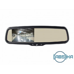 Зеркала заднего вида Gazer со встроенным регистратором и монитором  Gazer MMR5101/MMR7101