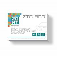 ZTC-800 Спутниковый противоугонный комплекc