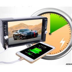 Автомагнитола с 7 дюймовым дисплеем HoXiao