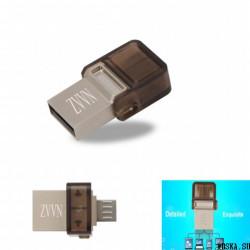 Карта памяти универсальная USB-MicroUSB «малышка» 64GB