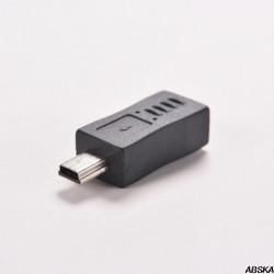 Переходник MicroUSB-MiniUSB