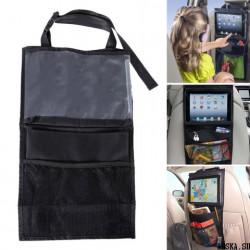 Защита спинки сидения с планшетным карманом